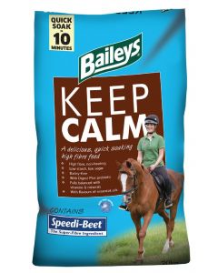 Baileys Keep Calm Horse Feed 20kg