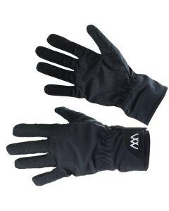 Woof Wear Waterproof Riding Gloves Black