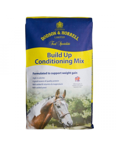 Dodson & Horrell Build Up Conditioning Mix Horse Feed 20kg