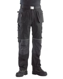Buckler Buckskinz Trousers Black BX001