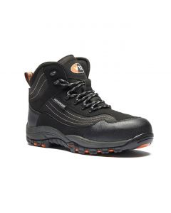 V12 Caiman Waterproof Safety Hiker Boots Graphite