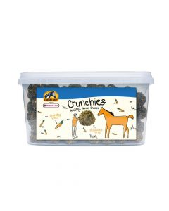 Cavalor Crunchies Healthy Horse Snacks 1.5kg