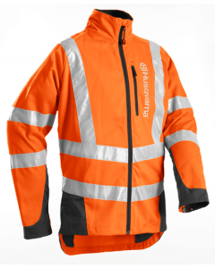 Husqvarna Classic Forest High Visibility Protective Jacket