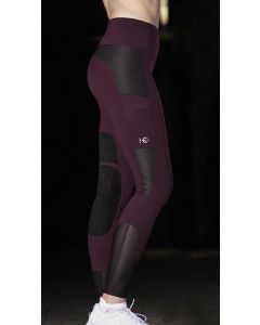 Horseware Ladies Riding Tights Fig