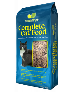 Country UF Complete Cat Food 10kg - Chelford Farm Supplies
