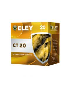 Eley Hawk CT 20 20 Gauge 28 Gram Fibre Shotgun Cartridge