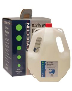 Cydectin 0.5% Pour-on Wormer for Cattle - Cheshire, UK