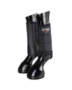 LeMieux Grafter Brushing Boot Black