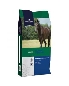 Dodson & Horrell Leisure Classic Fibre Mix Horse Feed 20kg
