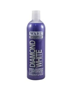 WAHL Showman Diamond White Shampoo 500ml