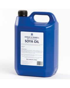 Dodson & Horrell Soya Oil Horse Supplement 5L - Chelford Farm Supplies