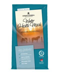 Dodson & Horrell Winter Health Mash Horse Feed 20kg - Chelford Farm Supplies