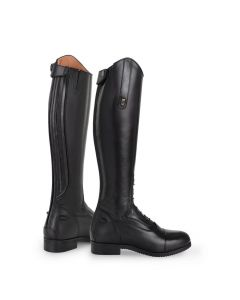 Tredstep Junior Donatello Long Riding Boot Black