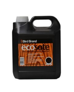 Bird Brand Ecosote Wood Preserver Black 4L