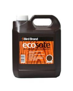 Bird Brand Ecosote Wood Preserver Dark 4L