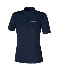 Eskadron Ladies Fanatics Riding Shirt Navy - Chelford Farm Supplies