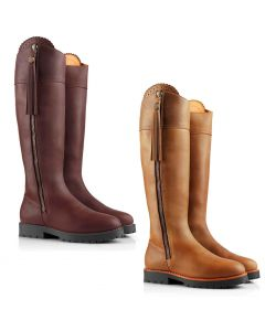 Fairfax & Favor Ladies Explorer Leather Boots
