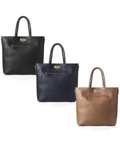 Fairfax & Favor Ladies Loxley Leather Tote Handbag