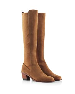 Fairfax & Favor Ladies Belgravia Knee High Suede Boot