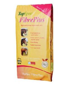 TopSpec FibrePlus Cubes Horse Feed 20kg