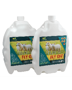 Country UF Fly Off Pour-On Solution for Sheep