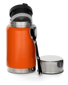 Husqvarna Xplorer Insulated Food Can With Spoon - Cheshire, UK