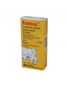 Trilanco Foot Rot Vaccine for Sheep 20ml