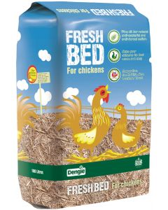 Freshbed for Chickens