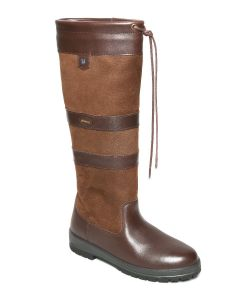 Dubarry Galway Country Boots Walnut