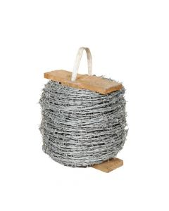 Country UF 2.5mm Mild Steel Barbed Wire 200m - Cheshire, UK
