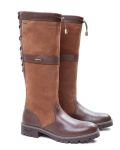 Dubarry Ladies Glanmire Country Boot Walnut