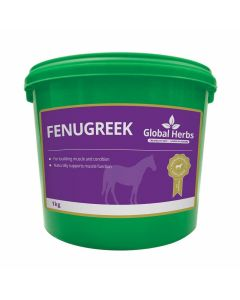 Global Herbs Fenugreek 1kg - Chelfrod Farm Supplies