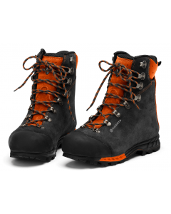 Husqvarna Functional 24 Leather Chainsaw Boots