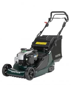 Hayter Harrier 48 Pro Autodrive VS ES Instart 476A Petrol Lawn Mower - Cheshire, UK