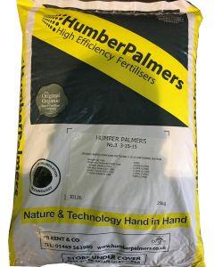Humber Palmers No 3 Autumn/Winter Fertiliser 25kg