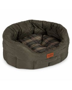 Ancol Heritage Quilted Dog Bed - Chelford Farm Supplies