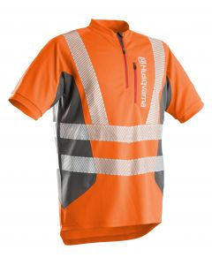 Husqvarna Technical Short Sleeve T-Shirt High Viz