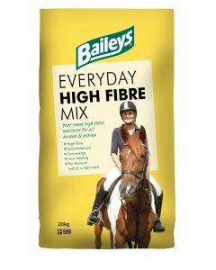Baileys Everyday High Fibre Mix Horse Feed 20kg