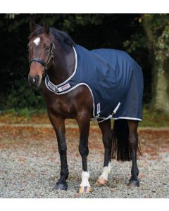 Horseware Amigo Horse Walker Rug Black/Silver
