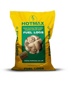 Bedmax Hotmax Heat Logs 10kg - Cheshire, UK