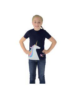 HyFashion Kids Magical Glitter Unicorn T-Shirt