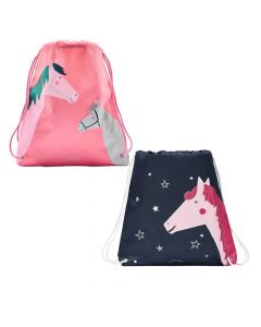 Joules Kids Active Drawstring Bag