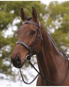 Kincade Hunt Cavesson  Bridle - Chelford Farm Supplies