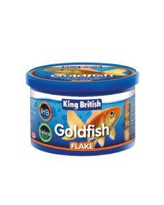 King British Goldfish Flake Food 12g