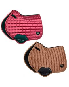 LeMieux Loire Classic Satin Close Contact Saddle Pad