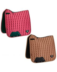 LeMieux Loire Classic Satin Dressage Saddle Pad