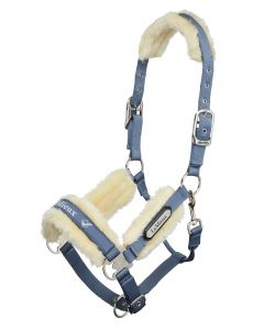 LeMieux Loire Fleece Lined Headcollar