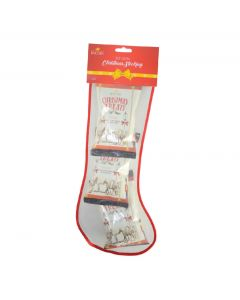Lincoln Christmas Stocking Horse Treat
