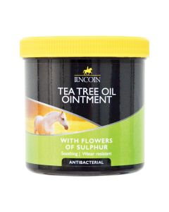 Lincoln Tea Tree Oil Ointment - Chelford Farm Supplies