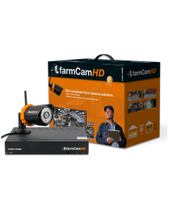 FarmCam HD CCTV Camera System - Cheshire, UK